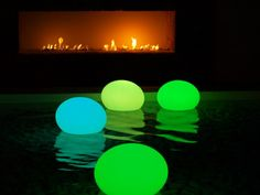 If I had a pool and lots of $$ - Space Lighting