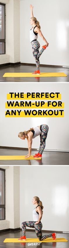 6 Warm-Up Moves You Can Do Before Any Workout #bodyweight #warmup http://greatist.com/move/warm-up-exercises-moves-you-can-do-before-any-workout