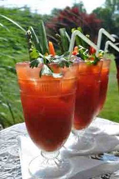 Bloody Hell Mary - I've always been a Mrs T fan but these are better by far!