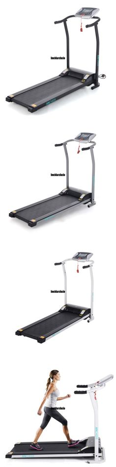 Treadmills 15280: Electric Treadmill Running Machine Portable Home Gym Equipment Fitness Machine -> BUY IT NOW ONLY: $205.39 on eBay!