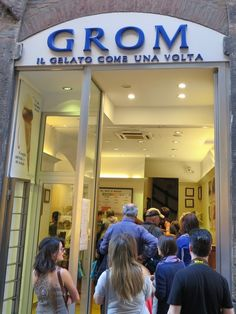 Gelateria Grom – Always a great choice for refreshing artisanal gelato made with organically grown, seasonal ingredients. Follow the link to find out more. http://mikestravelguide.com/where-to-eat-and-sleep-in-siena/
