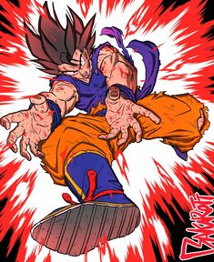 Character Art, Character Design, Dragon Super, Ball Drawing, Dragon Images, Pokemon Fan Art, Dragon Ball Gt, Son Goku, Illustrations