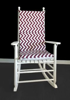 Yellow Gold Zig Zag Rocking Chair Cover, Yellow Chevron Seat Covers | affordable, designer, custom, handmade, trendy, fashionable, locally made, high quality Rocking Chair Covers, Rocking Chair Nursery, Rocking Chair Cushions, Chair Cushion Covers, Seat Covers, Ikea Kids Room, Kids Room Organization, Coupon Organization, Yellow Chevron