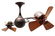 Italo Ventania-Bronze-Wood