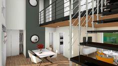 10 best MEZZO - Maisons modernes avec Mezzanine images on Pinterest ...
