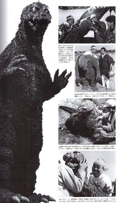 "Haruo Nakajima - ""Mr. Godzilla."" 88 years old on Jan 1st, 2017."