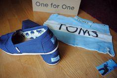 blue toms. ❃