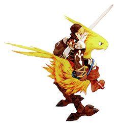 chocobo knight final fantasy tactics - Google Search