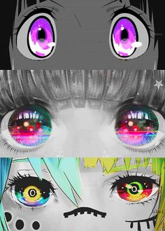 cool, especially the last one. ~The last one is a Matryoshka mashup of Miku (left) and Gumi (right)