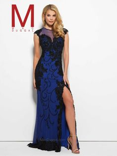 Elegant Prom Dress | Mac Duggal 1988M