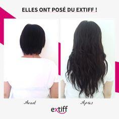 Extension a clip naturel extiff