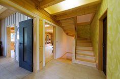 klassisches 1,5-geschossiges Holzhaus - Holzhaus Thüringen