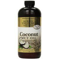 Buried Treasure Coconut Oil MCT  16 fl oz Thank you to all the patrons We hope that he has gained the trust from you again the next time the service -- Check out this great product.