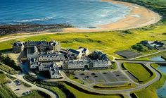 Doonbeg, Clare is located in Ireland. Been there? Go to timeshareadvisor.com and be entered for a chance to win an iPad Mini!