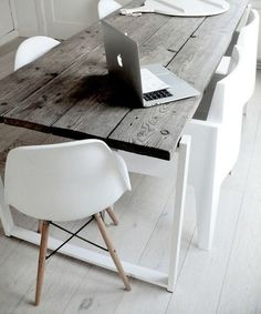 Urbnite: Eames Side Chair