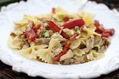 Creamy chicken pasta I Heart Nap Time | I Heart Nap Time - Easy recipes, DIY crafts, Homemaking
