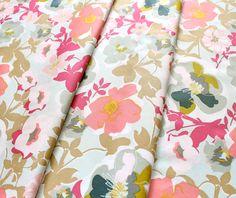 Art Gallery Fabrics Heartland Blomma Garden Pastiche