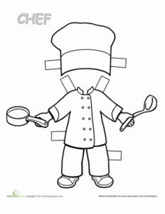 14 Best Images of Jobs Occupations For Kids Worksheets - Community Helpers Worksheets, Occupations Printable Worksheets and Professions Coloring Pages for Kids Community Helpers Worksheets, Community Helpers Preschool, Worksheets For Kids, Community Workers, School Community, Paper Dolls Printable, Kids Education, Science Education, Physical Education