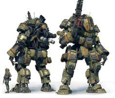 「Titanfall artwork」の画像検索結果