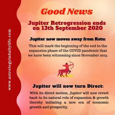 Jupiter Retrogression Ends on 13th September 2020 - This indeed is good news Birth Horoscope, Your Horoscope, Permutations And Combinations, I Am Shocked, Poor Children, Birth Chart, Self Confidence, Understanding Yourself, Health Problems