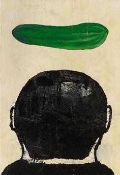 DONALD BAECHLER http://www.widewalls.ch/artist/donald-baechler/  #contemporary  #art  #neoexpressionism  #sculpture