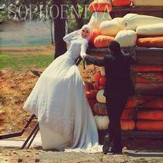 Wedding Dress Long Sleeve Muslim Wedding Dresses lace Beading Plus size