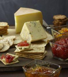 Keksejä, hilloa ja juustoa - Reseptit - Keksihylly