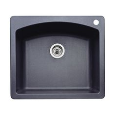 Blanco 440210 Diamond Single-Basin Drop-In or Undermount Granite Kitchen Sink, Anthracite, http://www.amazon.com/dp/B0002YXQVO/ref=cm_sw_r_pi_awdm_pFifub1QGKJCY