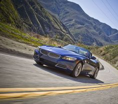 The Z4, proof that even BMW can't make every car ugly [Photo: Evan Klein/Motor Trend]