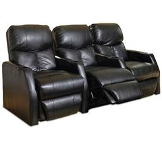Row One | BarcaLounger Applause Home Theater Seating
