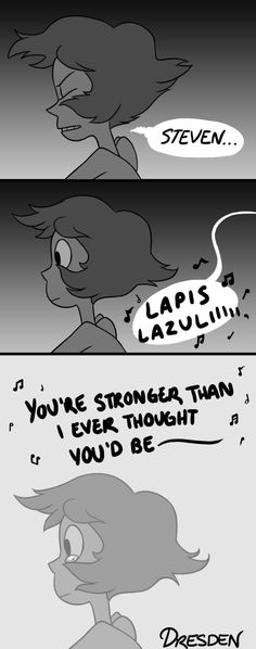 "steven universe fan art | Tumblr<<<< ""are you crying?"" ""ONLY A LITTLE"""