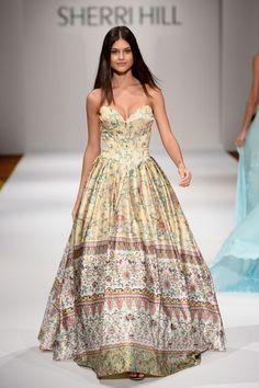 New York Fashion Week, September 2016 - SHERRI HILL - SHERRI HILL