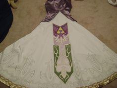 Princess Zelda costume idea...