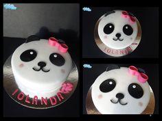 Iolanda adora pandas