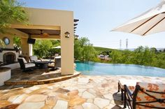 Luxurious Backyard  Backyard Landscaping  Oakbrook Landscape, Inc.  Capistrano Beach, CA