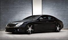HD Mercedes Benz CLS55 Amg