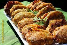 Chiftelute din legume fara oua la cuptor (de post)