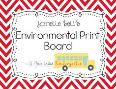 environmental print pins