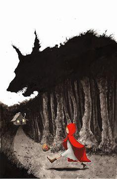 ~The Big Bad Wolf~ by Graham Franciose