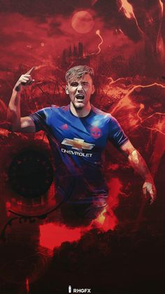 Luke Shaw #23 Manchester United Wallpaper, Manchester United Soccer, Man Utd Fc, Jesse Lingard, Football And Basketball, Man United, Best Player, Ronaldo, Fifa
