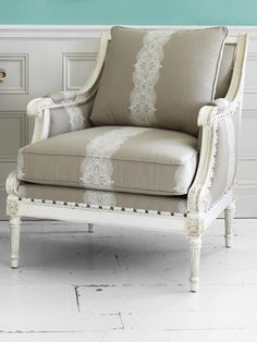 Can I have this chair please? love it