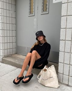 Simple Outfits, Summer Outfits, Cute Outfits, Looks Style, My Style, Fashion Gone Rouge, Beige Outfit, Fashion Outfits, Womens Fashion