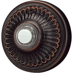 This pushbutton features an intricately designed Oil-Rubbed Bronze finish that is perfect for matching Oil-Rubbed Bronze hardware. Flush mount allows for a wide variety of installations.  Regular Price:$69.00  Sale Price $49.31