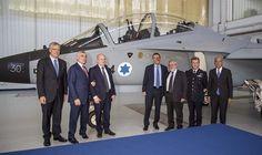 IDF completes Lavi next-gen training jet squadron - Defense/Security - News - Arutz Sheva