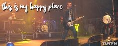May we all be able to go to our happy place (a Trews concert) soon. Happy Friday!