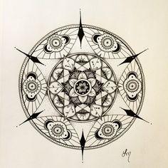 "Mandala - ""Earth to Sky"""
