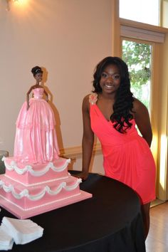 Tiana Birthday Cake from Sugarland in Raleigh and Chapel Hill