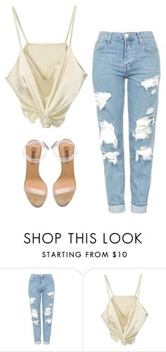 Designer Clothes, Shoes & Bags for Women Cute Girl Outfits, Swag Outfits, Casual Outfits, Fashion Fall, Spring Summer Fashion, Fashion Looks, Polyvore Casual, Polyvore Outfits, Yeezy Season 2