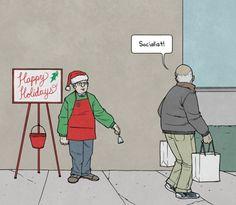 Merry Christmas! Love,Santa