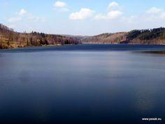 Kružberk - přehrada